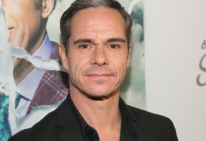 Actor Tony Dalton