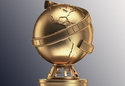 Golden Globe Trophy