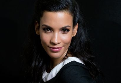 Actress Danay García