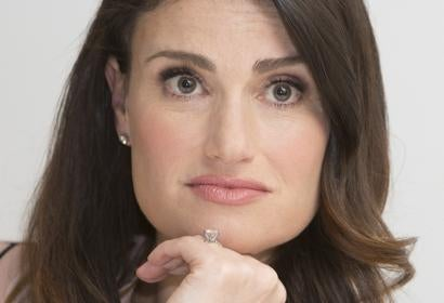 Actress and singer Idina Menzel