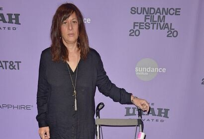 Filmmaker Veronica Chen at 2020 Sundance Festivall