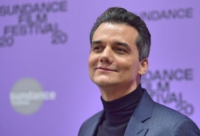 Brazilian actor and director Wagner Moura, Golden Globe nominee
