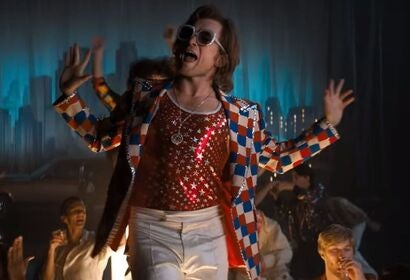 "Tarion Egerton in a scene from ""Rocketman"", 2019"