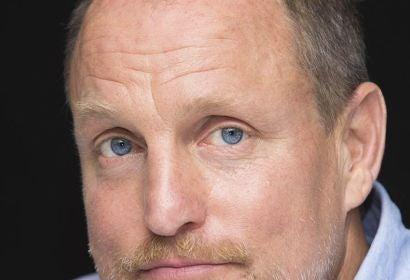 Actor Woody Harrelson, Golden Globe nominee