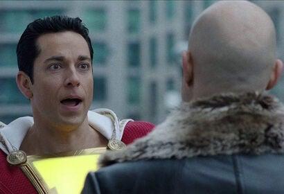"Zachary Levi in ""Shazam!"" (2019)"