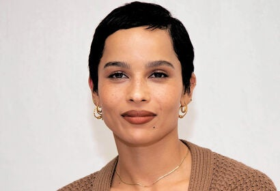 Actress Zoë Kravitz