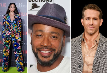 Adria Arjona, Columbus Short, Ryan Reynolds