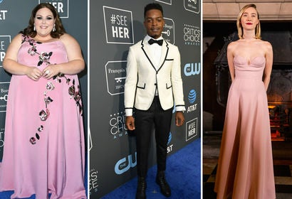 Chrissy Metz, Stephan James, Saoirse Ronan