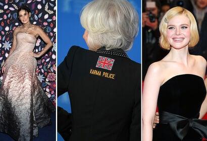 Demi Moore, Helen Mirren, Elle Fanning