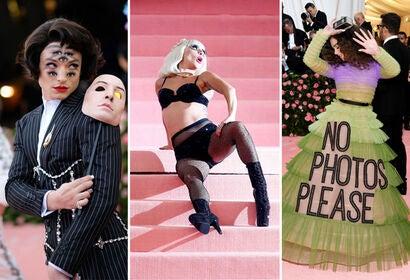Ezra Miller, Lady Gaga, Hailee Steinfeld