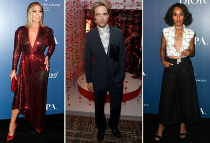Jennifer Lopez, Robert Pattiinson, Kerry Washington
