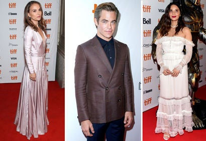 Natalie Portman, Chris Pine, Olivia Munn