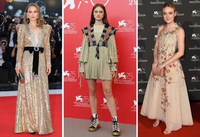 Natalie Portman, Raffey Cassidy, Dakota Fanning