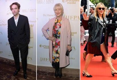 Robert Pattinson, Dame Helen Mirren, Chloë Sevigny