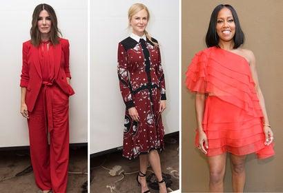 Sandra Bullock, Nicole Kidman, Regina King