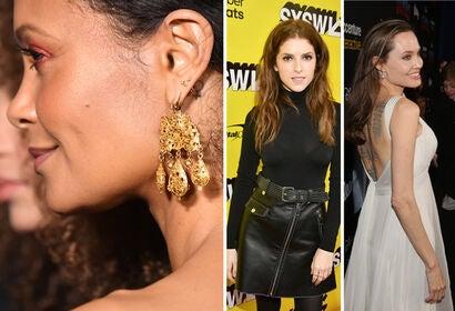 Thandie Newton, Anna Kendrick, Angelina Jolie
