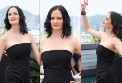 Eva Green at Cannes 2017 Film Festival