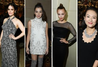 HFPA/InStyle Party at 41st TIFF