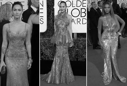 Megan Fox, Chrissy Teigan and Beyoncé