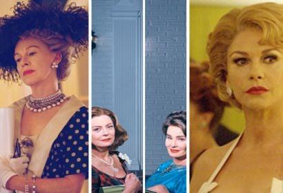 Judy Davis, Susan Sarandon, Jessica Lange, Catherine Zeta-Jones