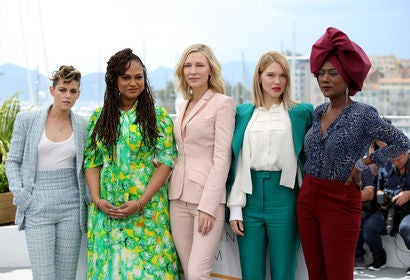 Women of the jury of the 2018 Cannes Film Festival