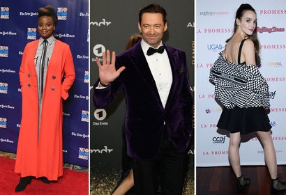 Dee Rees, Hugh Jackman and Charlotte Le Ron