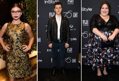 Sarah Hyland, Nolan Gould and Chrissy Metz