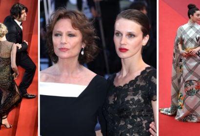 Diane Kruger; Jacqueline Bissett and Marine Vacth; Fan Bingbing