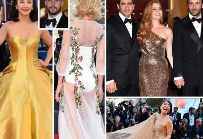 2016 Venice Film Festival Fashion