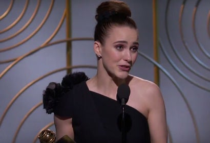 Rachel Brosnahan Wins Best Actress in TV Series Musical or Comedy