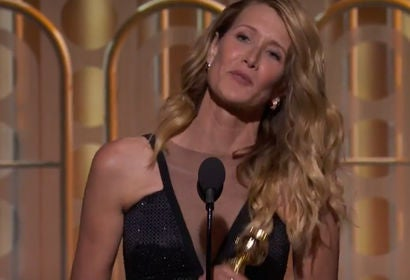 Laura Dern Wins Best Supporting Actress in a TV Series, Limited Series