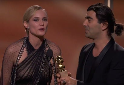 In The Fade Wins Best Foreign Language Film - Golden Globes 2018