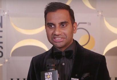 Aziz Ansari - Winners Stage