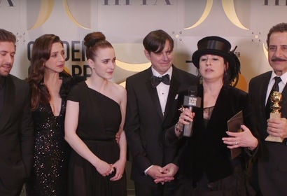 The Marvelous Mrs. Maisel - Winners Stage