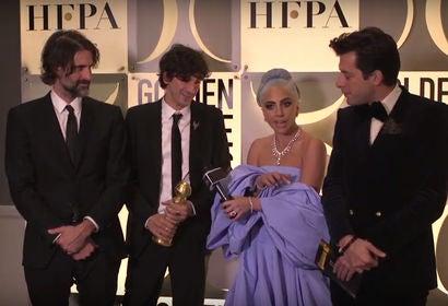 A Star is Born, Lady Gaga, Mark Ronson, Anthony Rossomando, Andrew Wyatt