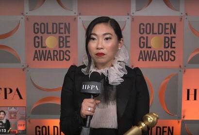 Best Actress Musical Comedy — Awkwafina