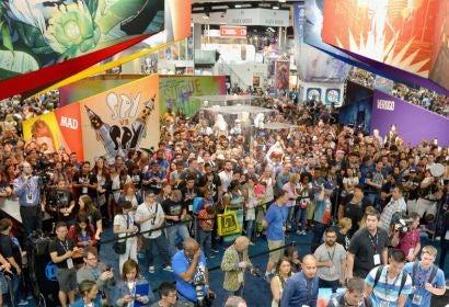 San Diego Comic-Con 2017