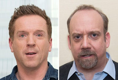 Damian Lewis and Paul Giamatti