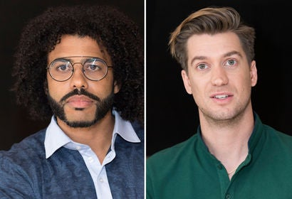 Daveed Diggs and Rafael Casal