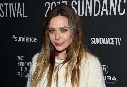 Elizabeth Olsen at 2017 Sundance Film Festival