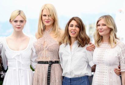 Elle Fanning, Nicole Kidman, Sofia Coppola and Kirsten Dunst