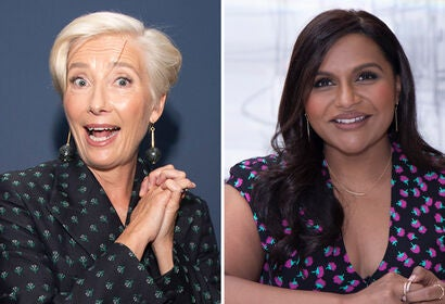Emma Thompson, Mindy Kaling
