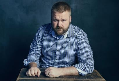 Robert Kirkman at Comic-Con 2016