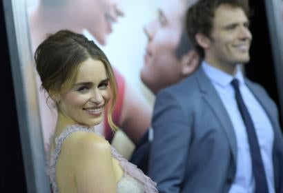 "Emilia Clarke and Sam Claflin: ""Me Before You"""