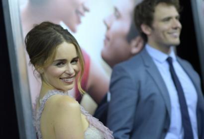 "Emilia Clarke and Sam Claflin: ""Me Before You"""
