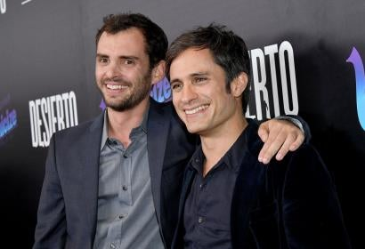 Jonas Cuaron and Gael Garcia Bernal