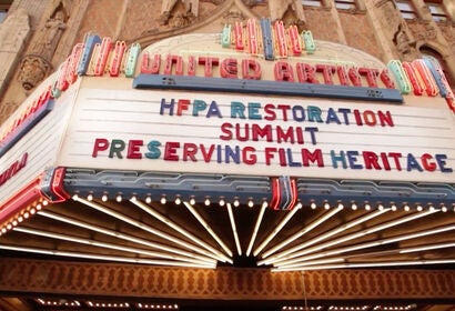 HFPA Grants - Film Restoration 2019