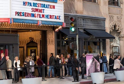 HFPA Film Restoraton Summit video