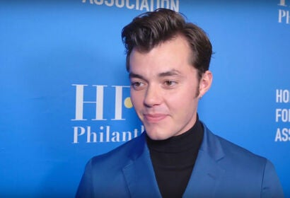 Jack Bannon - HFPA Grants Presenters 2019