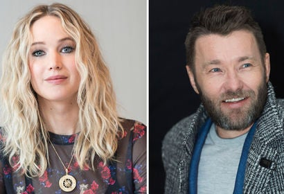 Jennifer Lawrence and Joel Edgerton